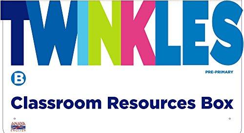 9788467816037: Twinkles B. Classroom Resources Box. (Anaya English)