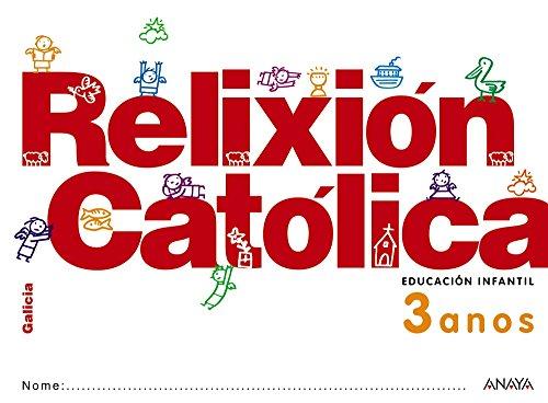 9788467816709: Relixión Católica 3 anos. - 9788467816709