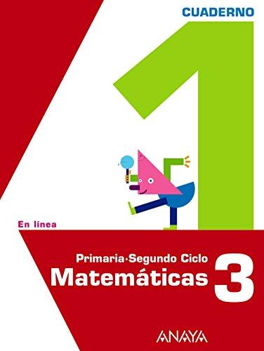 9788467817065: Matemáticas 3. Cuaderno 1.