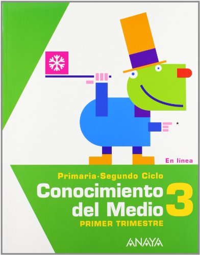 9788467817287: 3EP MEDIO 2012+ASTURIAS (TRIMESTRES) EN LINEA (ANAYA)