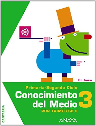 9788467817447: Conocimiento del Medio 3. (En línea)