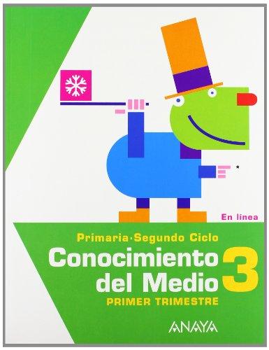 9788467817522: Conocimiento del Medio 3. (En línea)