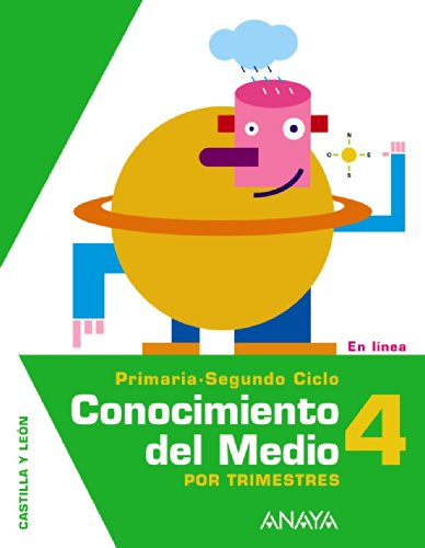 9788467817645: Conocimiento del Medio 4. (En línea)