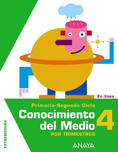 9788467817805: Conocimiento del Medio 4. (En línea)