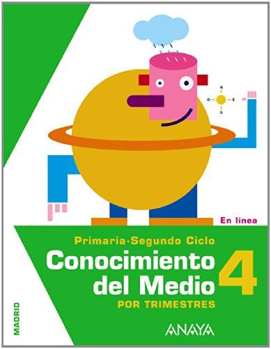9788467817966: Conocimiento del Medio 4. Trimestres 1, 2 y 3. Science 4 Basic Concepts.