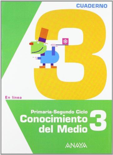 9788467818352: Conocimiento del Medio 3. Cuaderno 3.