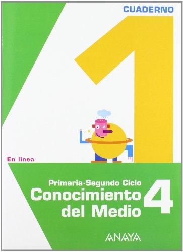Cuaderno 3 CONOCIMIENTO DEL MEDIO 4º Primaria