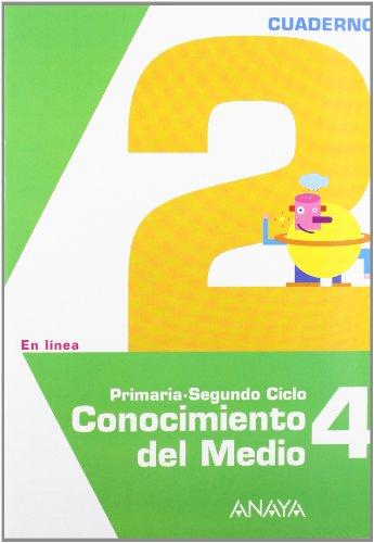 Cuaderno 2 CONOCIMIENTO DEL MEDIO 4º Primaria