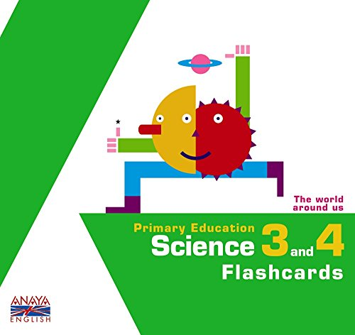 9788467818499: Science 3 & 4. Flashcards.