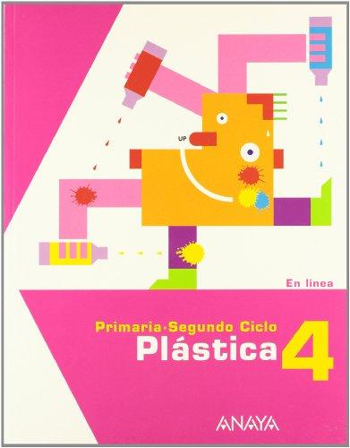 9788467818710: Plástica 4. (En línea)