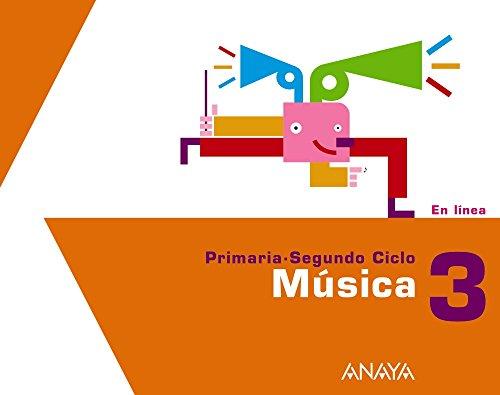 9788467818833: Música 3.