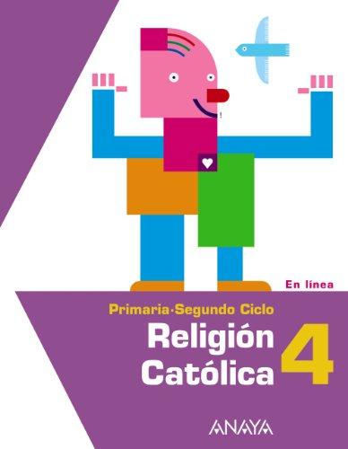 9788467819038: Religión Católica 4. (En línea)
