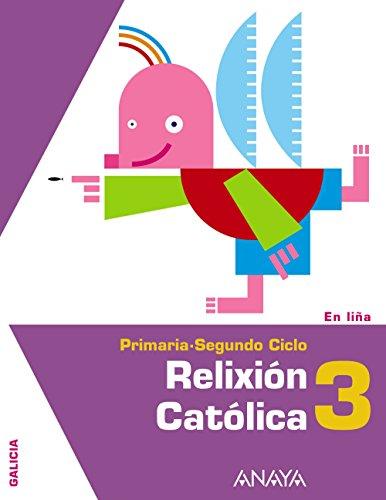 9788467821376: Relixión Católica 3.