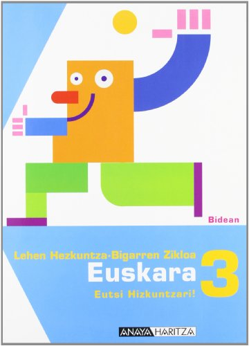 9788467821451: Euskara 3. (Bidean)