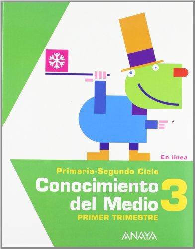 9788467821697: Conocimiento del Medio 3. (En línea)
