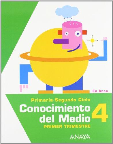 9788467821734: Conocimiento del Medio 4. (País Vasco) (En línea)