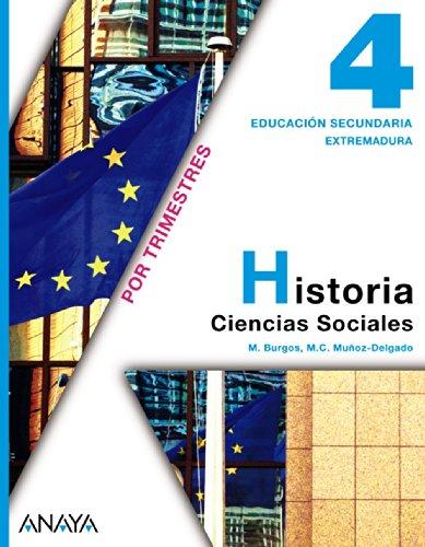 9788467824421: Historia 4.: Ciencias Sociales