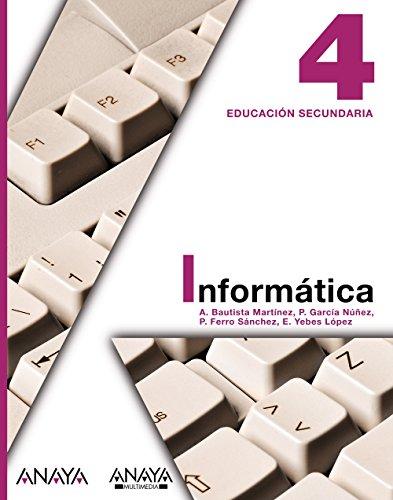 9788467824575: Informática 4. - 9788467824575