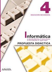 9788467824605: Informática 4. Material para el profesorado.