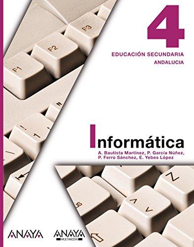 9788467824759: Informática 4.