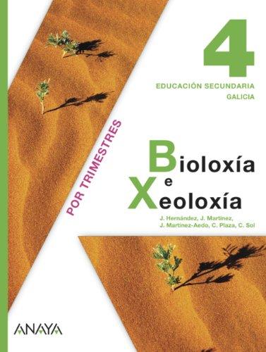 Bioloxia xeoloxia 4ºeso *galego*: Plaza Escribano, Concepción/Hernández