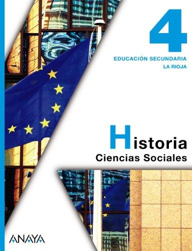 9788467826760: Historia 4.: Ciencias Sociales - 9788467826760