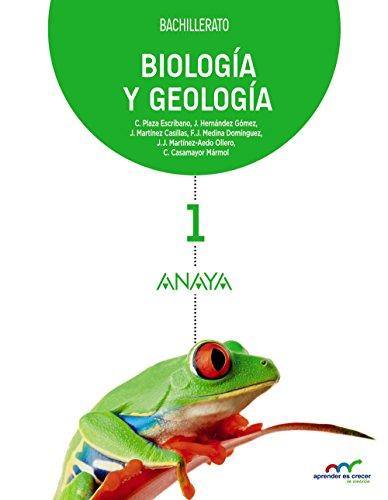 Biología y Geología, 1º Bachillerato: Medina Domínguez, Francisco