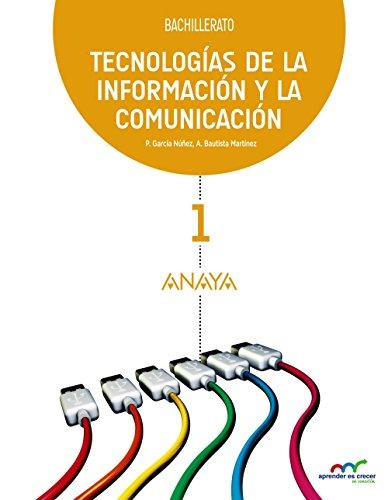 9788467827309: 1BACH. TECNOLOGIAS INFORMACION 2015 (ANAYA)