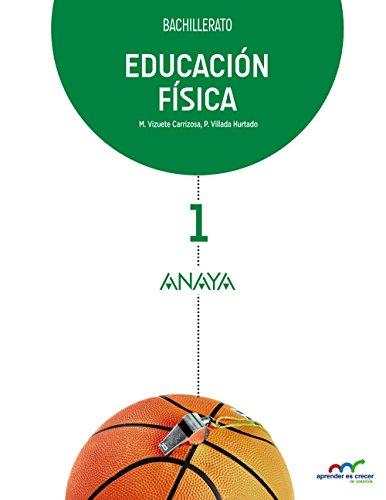 9788467827668: EDUCACION FISICA 1ºNB MEC 15 ANAEF41NB