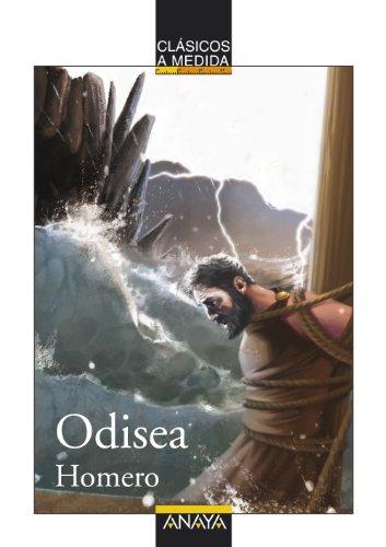 9788467828702: Odisea (Clásicos - Clásicos A Medida)