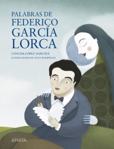 Palabras de Federico Garcia Lorca (Spanish Edition): Concha Lopez Narvaez