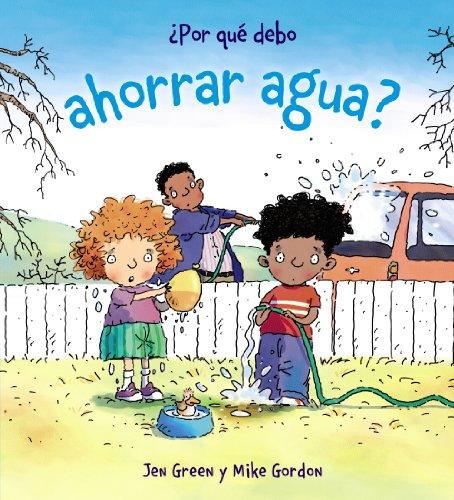 9788467828801: ¿Por qué debo ahorrar agua? (Spanish Edition) (Por Que Debo)