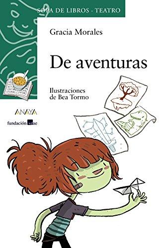 9788467828986: De aventuras / Adventures (Sopa De Libros / Soup of Books) (Spanish Edition)