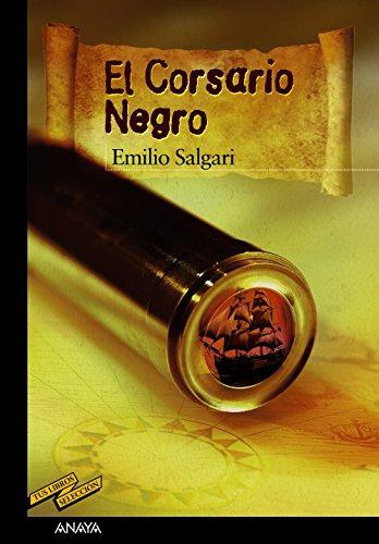 9788467829075: El Corsario Negro (Clásicos - Tus Libros-Selección)