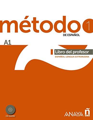 9788467830422: Metodo 1 de espanol (A1). Guia - ELE (Spanish Edition)