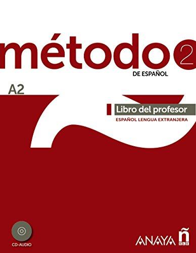 9788467830491: Metodo De Espanol: Libro Del Profesor + CD (A2) (Spanish Edition)