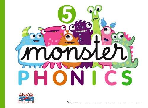9788467832815: Monster Phonics 5. (Anaya English) - 9788467832815