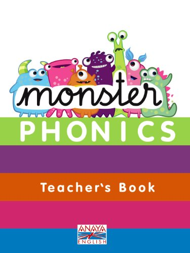 9788467832822: Monster Phonics. Teacher ' s Book. (Anaya English)