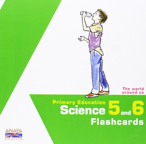 9788467833539: Ep 5/6 - Medio (ingles) - Science - Flashcards - The World Around Us