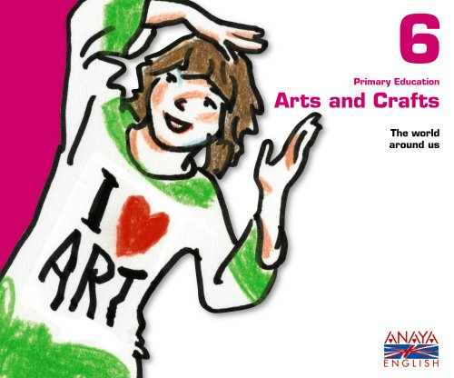 9788467833720: Arts and Crafts 6.