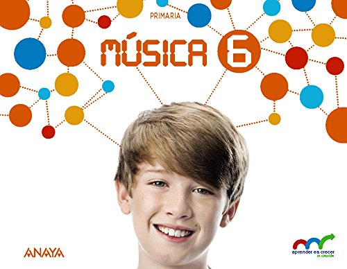 9788467834116: Música 6.
