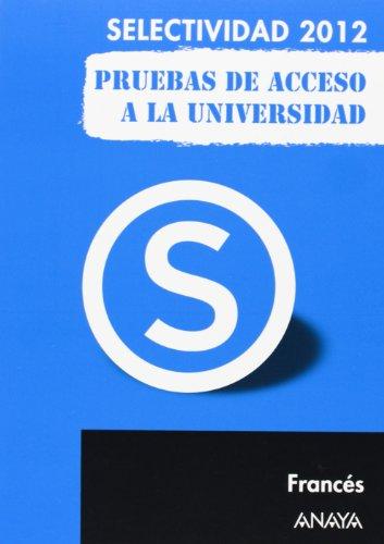 9788467835687: Francés. Pruebas de Acceso a la Universidad.
