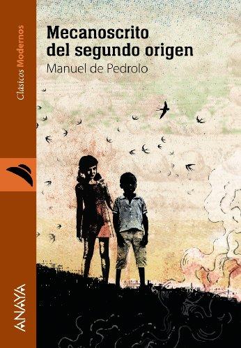 9788467840919: Mecanoscrito del segundo origen (Spanish Edition)