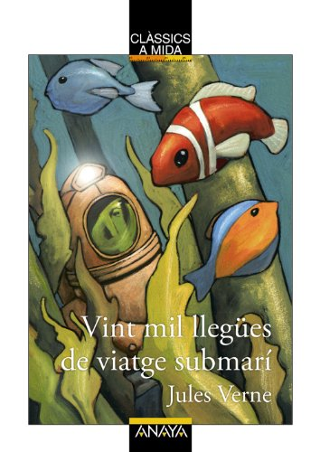 9788467841633: Vint mil llegües de viatge submarí