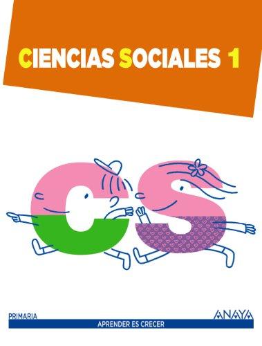 9788467845587: Ciencias Sociales 1. (Aprender es crecer) - 9788467845587