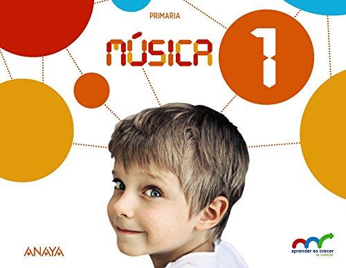 9788467846232: Música 1. (Aprender es crecer en conexión)