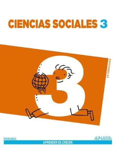 9788467848045: Ciencias Sociales 3.