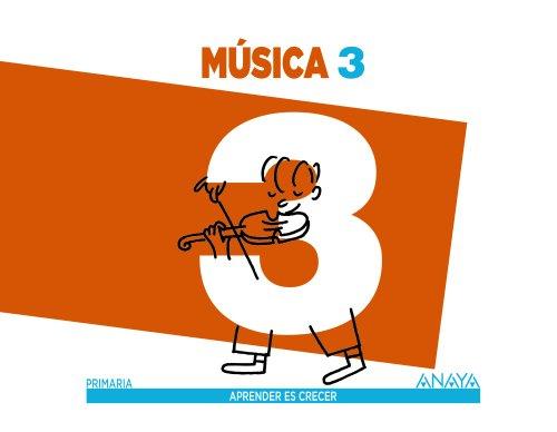 9788467848311: Música 3.