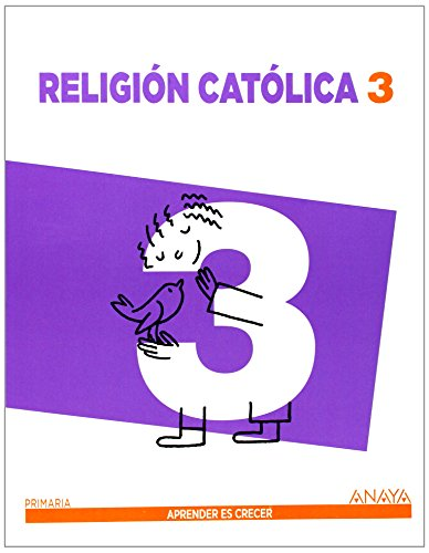RELIGIÓN CATÓLICA 3.: CRESPO MARCO, VALERO