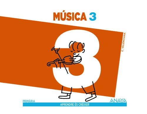 9788467849028: Música 3.